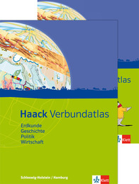 Haack Verbundatlas Erdkunde, Geschichte, Politik, Wirtschaft. Ausgabe Schleswig-Holstein und Hamburg
