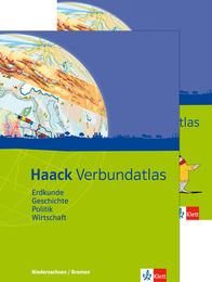 Haack Verbundatlas Erdkunde, Geschichte, Politik, Wirtschaft. Ausgabe Niedersachsen und Bremen