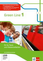 Green Line 1 - Cover