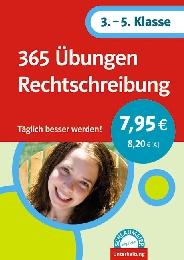 Schlaumeier empfiehlt: 365 Übungen Rechtschreibung