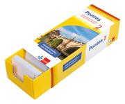 Pontes 2 Gesamtband (ab 2020) - Vokabel-Lernbox zum Schulbuch 2. Lernjahr