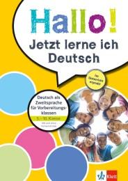 Klett Hallo! Jetzt lerne ich Deutsch