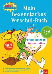 Mein hexenstarkes Vorschul-Buch
