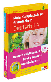 Mein Komplettwissen Grundschule 1-4