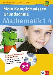 Mein Komplettwissen Grundschule: Mathematik 1-4