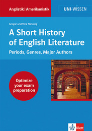 A Short History of English Literature until 1900