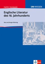 Englische Literatur des 18.Jahrhunderts
