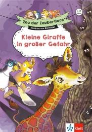 Kleine Giraffe in großer Gefahr