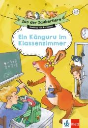 Zoo der Zaubertiere: Ein Känguru im Klassenzimmer, 1./2. Klasse