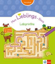 Mein Lieblings-Block Labyrinthe