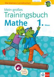 Klett Mein großes Trainingsbuch Mathematik 1. Klasse - Cover