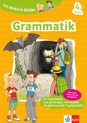 Die Deutsch-Helden Grammatik 4. Klasse