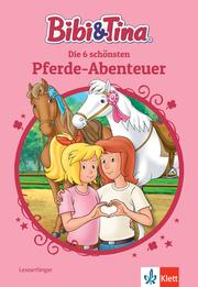 Bibi & Tina: Die 6 schönsten Pferde-Abenteuer - Cover