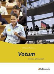 Votum - Politik - Wirtschaft - Für Gymnasien in Niedersachsen (G9)