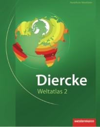 Diercke Weltatlas, Ausgabe 2,2008, NRW
