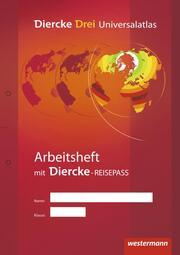 Diercke Drei Universalatlas - Ausgabe 2009 Schülermaterialien - Cover