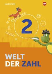 Welt der Zahl - Allgemeine Ausgabe 2021 - Cover