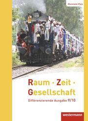 Raum - Zeit - Gesellschaft - Ausgabe 2016 für Rheinland-Pfalz