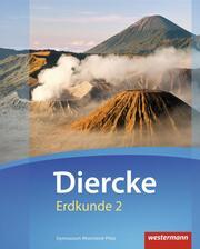 Diercke Erdkunde - Ausgabe 2016 für Gymnasien in Rheinland-Pfalz