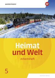 Heimat und Welt - Ausgabe 2019 Sachsen-Anhalt