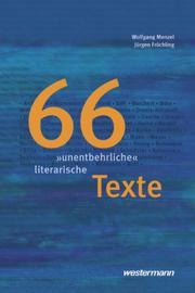66 'unentbehrliche' literarische Texte