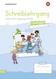Westermann Schreiblehrgänge - Ausgabe 2020