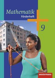 Mathematik - Arbeitshefte Ausgabe 2014 für die Sekundarstufe I - Cover