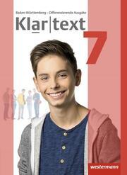 Klartext - Differenzierende Ausgabe 2015 für Baden-Württemberg