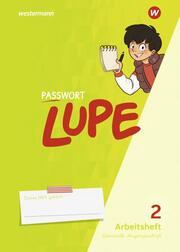 PASSWORT LUPE - Sprachbuch
