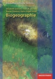 Biogeographie