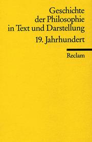 Geschichte der Philosophie in Text und Darstellung 7