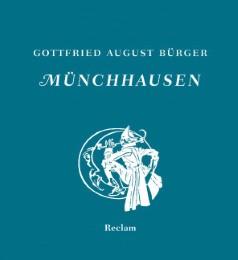 Fahrten und Abenteuer des Freiherrn von Münchhausen