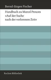 Handbuch zu Marcel Prousts 'Auf der Suche nach der verlorenen Zeit' - Cover