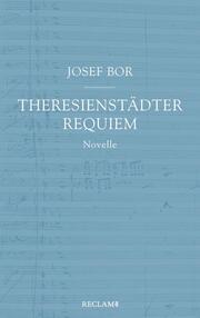 Theresienstädter Requiem - Cover