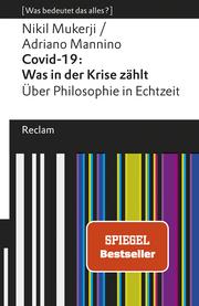 Covid-19: Was in der Krise zählt
