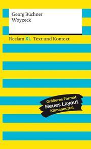 Woyzeck. Textausgabe mit Kommentar und Materialien