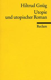 Utopie und utopischer Roman
