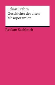 Geschichte des alten Mesopotamien