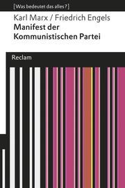 Manifest der Kommunistischen Partei/Grundsätze des Kommunismus