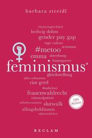 Feminismus. 100 Seiten - Cover
