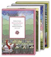 Vier illustrierte Märchenklassiker