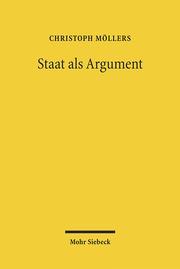 Staat als Argument