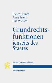 Grundrechtsfunktionen jenseits des Staates