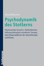 Psychodynamik des Stotterns