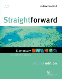 Straightforward Second Edition - Elementary