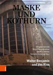 Maske und Kothurn Jg. 60,3-4 (2014)