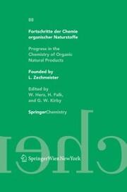 Fortschritte der Chemie organischer Naturstoffe / Progress in the Chemistry of Organic Natural Products 88
