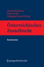 Österreichisches Zustellrecht