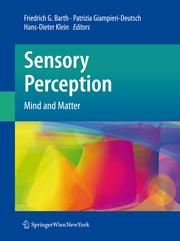Sensory Perception - Mind and Matter