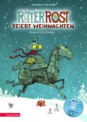 Ritter Rost feiert Weihnachten